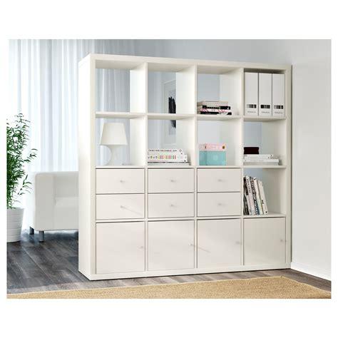 ikea storage kallax shelving unit white 147x147 cm ikea