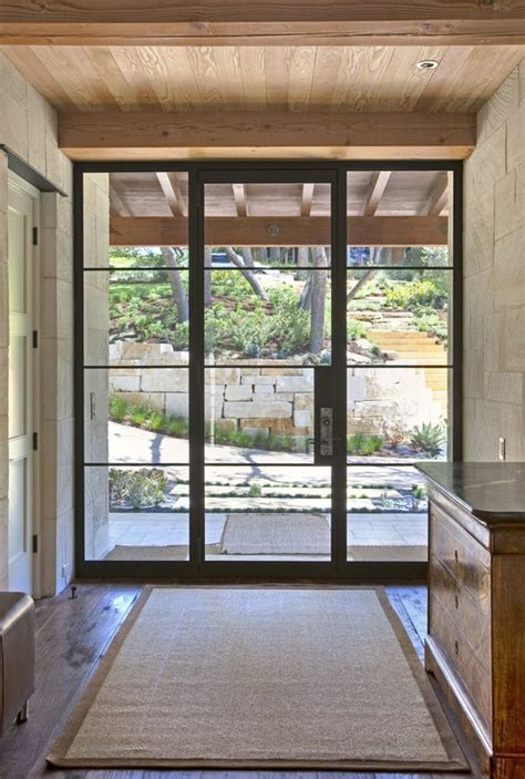 28 Beautiful Glass Front Doors For Your Entry Shelterness Glass For Front Door