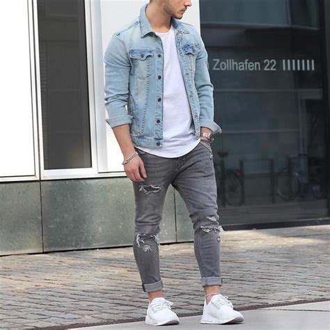 white sneakers mens s fashion instagram page instagram denim jackets