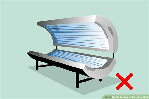 how to use tanning bed how to use a tanning bed 9 steps with pictures wikihow