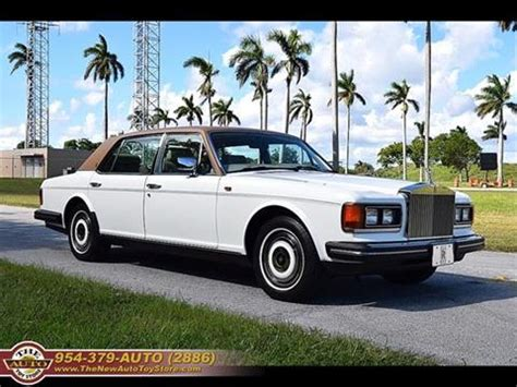 Rolls Royce Silver Spur Price by Rolls Royce Silver Spur For Sale In Florida Carsforsale