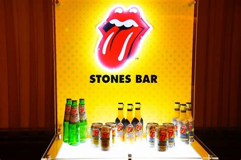 rolling stones lips bar stool drinkstuff get ready to rock n roll with the new line of alcoholic