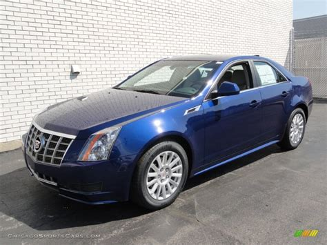 2012 cadillac cts 4 2012 cadillac cts 4 3 0 awd sedan in opulent blue metallic