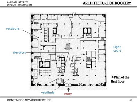 disney concert hall floor plan expressionism modernism sustainable architecture rookery