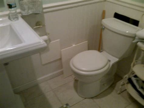 basement bathrooms with pumps sewer ejector pump venting in basement bathroom