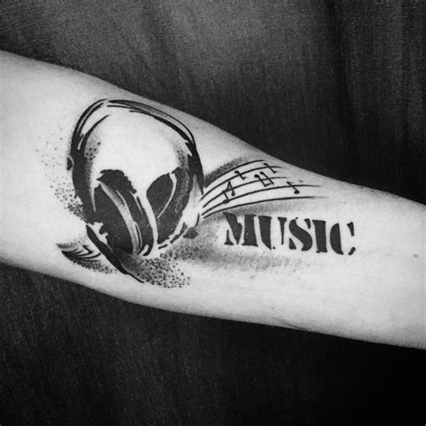 26 music tattoo designs design trends