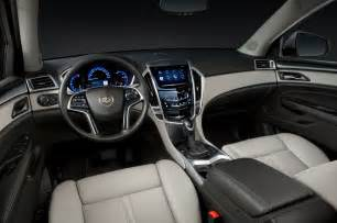 Cadillac Srx Interior Additional Details Of 2017 Cadillac Xt5 Crossover Revealed