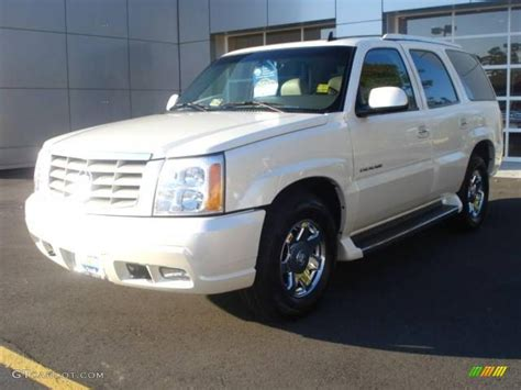 2006 white cadillac escalade 21059825 gtcarlot car color galleries