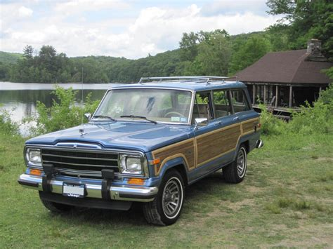 1991 Jeep Grand Wagoneer 1991 Jeep Grand Wagoneer Images Pictures And