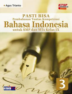 Buku Bahasa Indonesia Kls 1 Smp Penerbit Diknas 2013 Revisi 2016 agus trianto buku pelajaran bahasa indonesia terlengkap