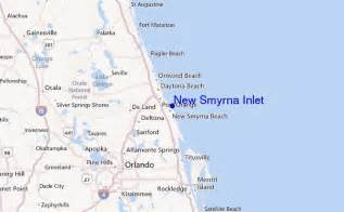 new smyrna inlet surf forecast and surf reports florida