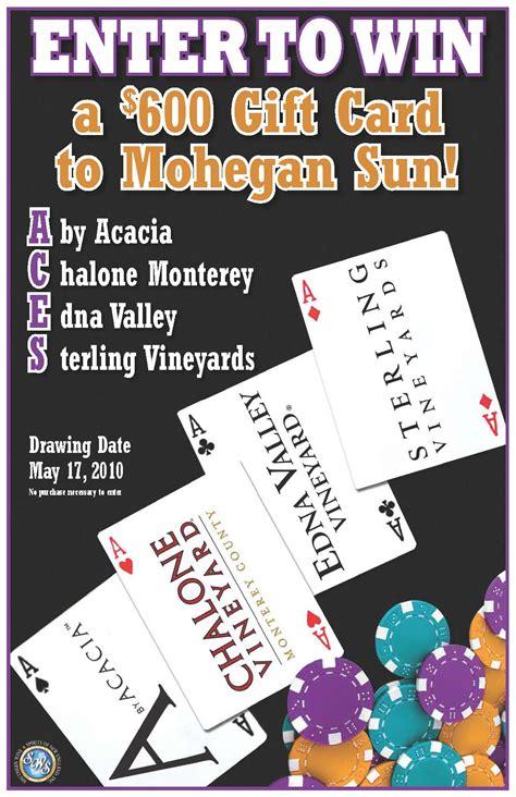Mohegan Sun Gift Cards - promotionsmohegansun