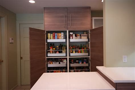 roll out pantry ikea general contractors kitchen remodeling portland or