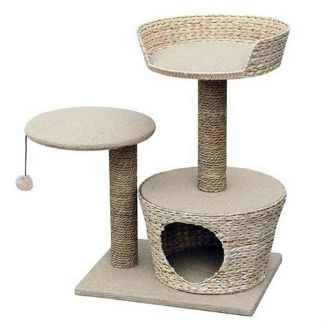 Glass Dining Room Table Set pet friendly cat furniture and cat trees interior design