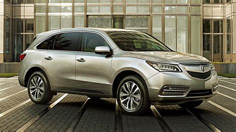 2015 Acura Mdx Reliability by 25 Best 7 Passenger Suvs Bestcarsfeed