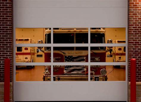 commercial garage doors haas 2000 series garage doors