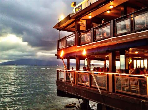 Lahaina Fish Company Maui Oceanfront Fine Dining On | our staff lahaina fish company maui oceanfront fine