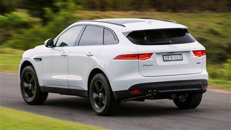 jaguar f pace diesel review drive carsguide