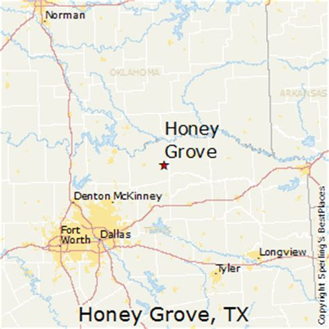 grove texas map best places to live in honey grove texas