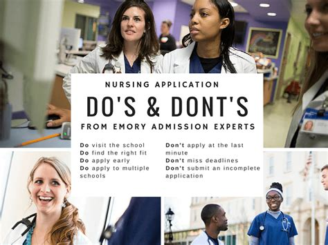 nursing programs 5 tips to successfully apply to top nursing schools nell