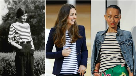 Channel Top Striped a brief history of the iconic breton stripe stylecaster