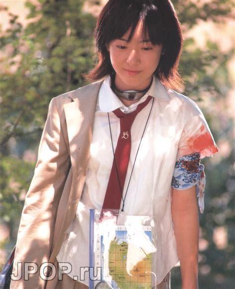 aki maeda in battle royale photo gallery aki maeda battle royale photobook