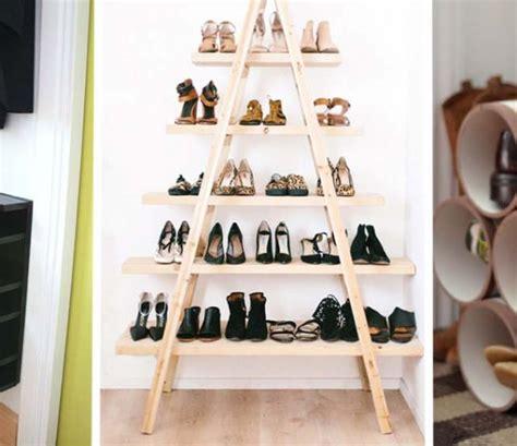 Idée Rangement Chaussures A Faire Soi Meme by Ide Rangement Chaussures A Faire Soi Meme Rangements Pour