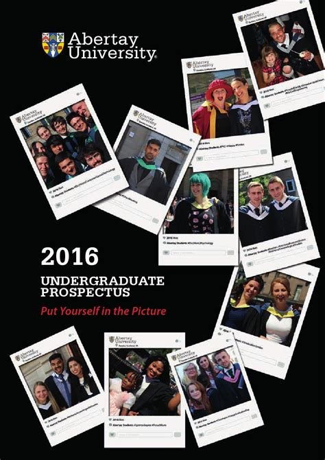 Of Dundee Mba Fees by Abertay 2016 Prospectus By Abertay