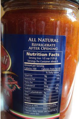 carbs in hunt s spaghetti sauce low carb pasta sauce wars living the low carb lifestyle