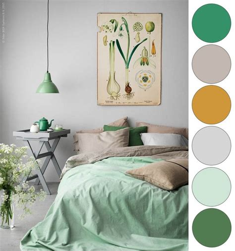 grey and green bedroom 25 best ideas about mustard bedroom on