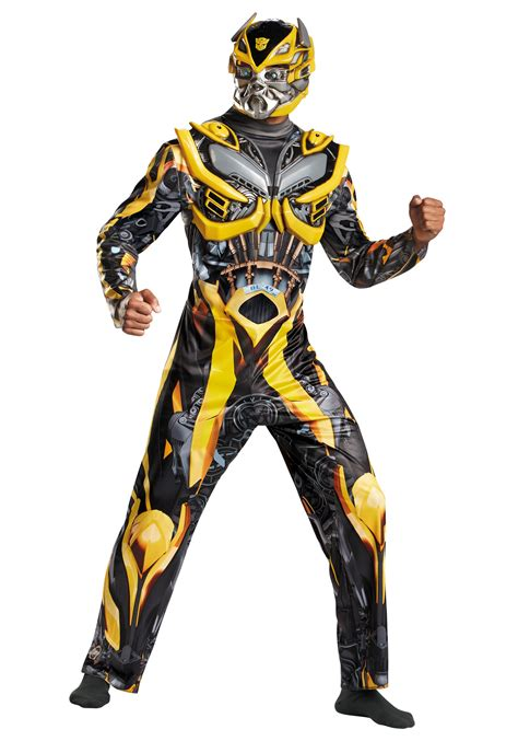 bumble bee costume transformers 4 deluxe bumblebee costume