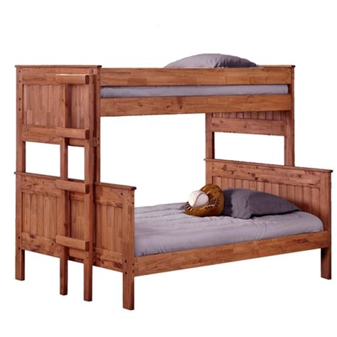 stackable bunk beds twin over full stackable bunk bed ladder mahogany finish dcg stores