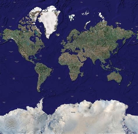 world map satellite image satellite map of the world satellite maps of the world