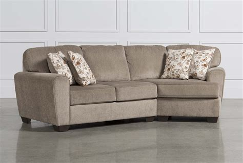 sofa with cuddler sectional patola park 2 piece sectional w raf cuddler chaise