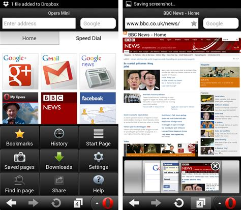 скачать opera mini для android опера мини на андроид - Opera Mini For Android