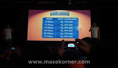 Bolthome Wifi Unlimited 4 tembus jaringan bolt 4g ultra lte hingga kecepatan 300mbps dengan lebih stabil