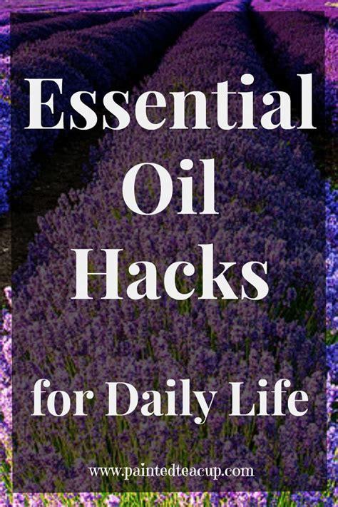 essential hack how to get 20 essential hacks you need for daily essential oils allergies seasonal allergies