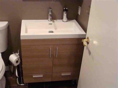 installing bathroom cabinets home furniture design