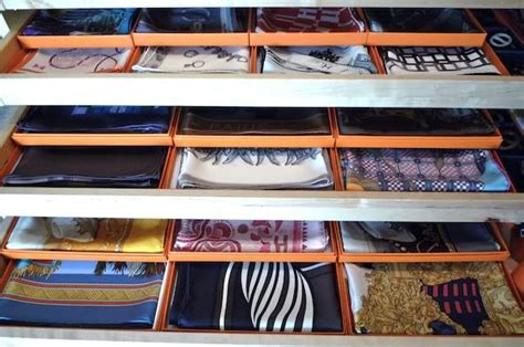 Scarf Drawer Organizer by Best 25 Storing Scarves Ideas On Scarf Rack