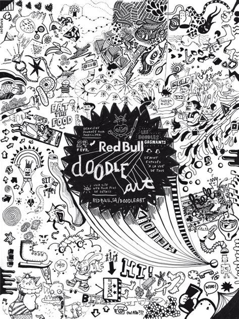 tutorial menggambar doodle art redbull doodle art lrg jpg