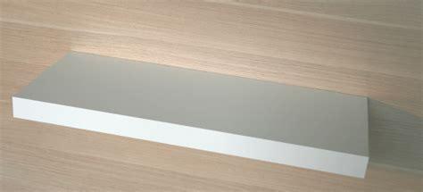 regal unsichtbare befestigung jumbo board regal ablage wei 223 wandregal wandboard ebay