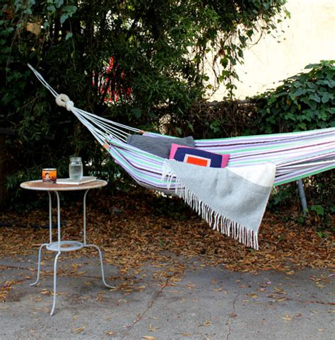 How To Make A Hammock How To Make A Beautiful Hammock