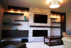 superb Award Winning Living Room Designs #1: living-room-modern-living-room-design-with-floating-wall-shelves-and-storage-complete-with-lights-also-round-shade-ceiling-lamp-combine-with-tv-unit-and-fireplace-also-white-rug-on-the-dark-brown-floo-936x644.jpg