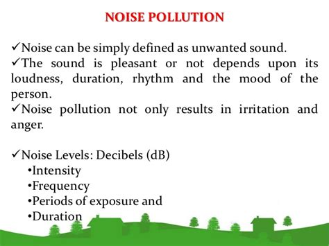 Landscape Pollution Definition Environmental Pollution