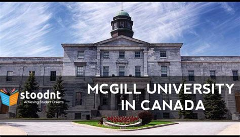 Mcgill Mba Ranking 2017 by Scholarships To Study In The Uk Top Universities Autos Post