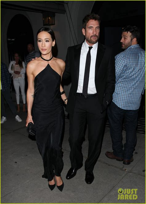 The New Cool Couples Chris Ginnifer And Maggie by Mcdermott Maggie Q Up For Dinner
