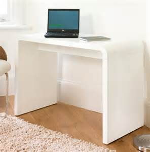 Dwell Office Desk Compact Gloss Desk Office Desks Tables Dwell Retail Limited Findmefurniture