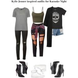 requested kylie jenner inspired for a karaoke