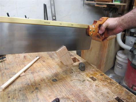 Accidental Woodworker Lie Nielsen 16 Quot Tenon Saw