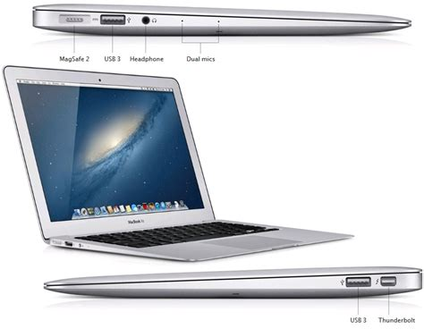 Macbook Air 11 2014 I5 apple macbook air 11 6 quot led intel i5 1 3ghz 4gb 256gb ssd os x expansys uk